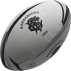 Rugbybal mini Replica Barbarians
