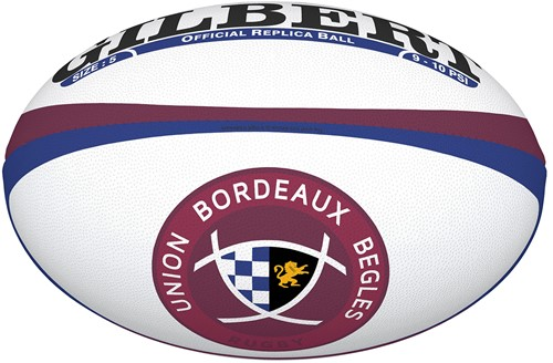 Gilbert BAL REPLICA BORDEAUX BEGLES MINI 15 cm