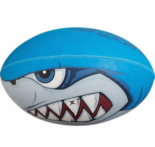 Gilbert rugbybal Randoms Bite Force