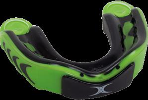 MondGuard Virtuo 3Dy Zwart / Groen