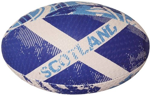 Optimum rugbybal Schotland - - maat 5