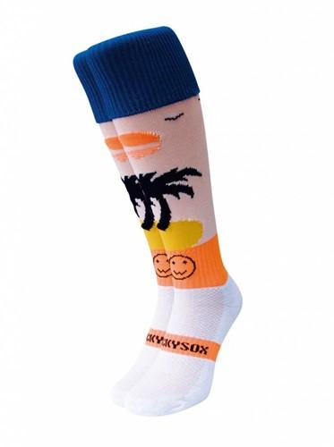 WackySox tequila sunrise sokken  Multi - 46-49