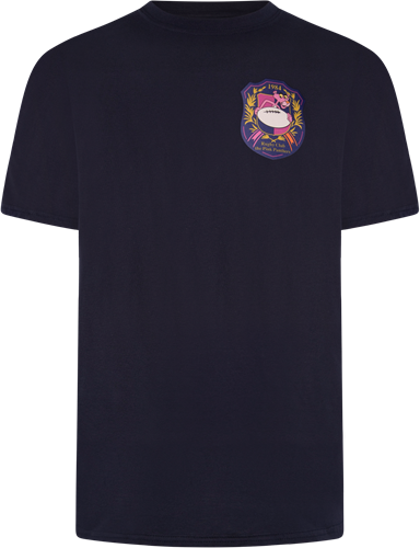Pink Panthers T-shirt Navy -maat L