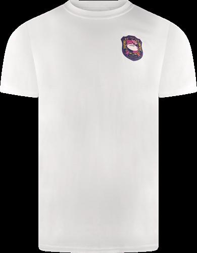 Pink Panthers T-shirt Wit-maat XL