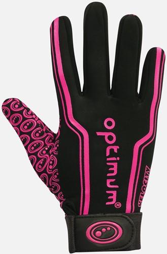 Handschoenen , warme handen , betere grip Roze maat S