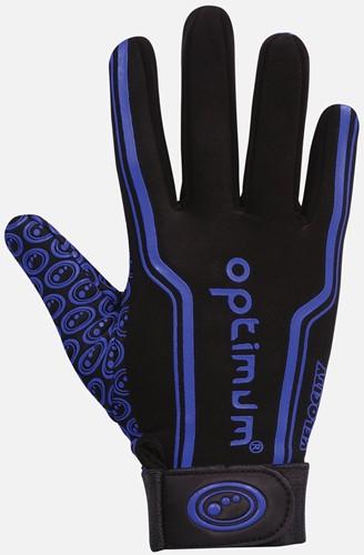 Handschoenen , warme handen , betere grip Blauw maat L