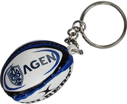 Rugbybal sleutelhanger Agen
